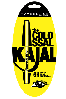 Colossal Kajal (Rs 100 off on Maybelline products of Rs 650)