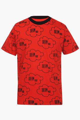 Boys Printed T-shirt