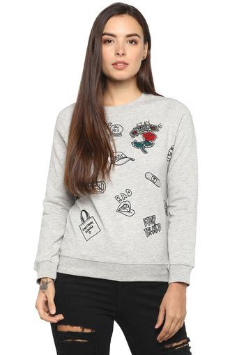 MADAME -  GreyWinterwear - Main