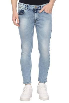 Mens Slim Fit Stone Wash Jeans (Kano Fit)
