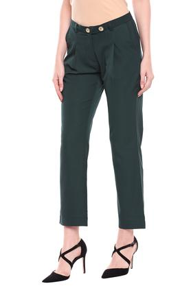RS BY ROCKY STAR - Bottle GreenTrousers & Pants - 2