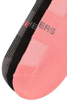 Womens Solid Knitted Socks - Pack of 3