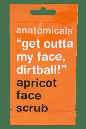 ANATOMICALSApricot Face Scrub 15ml