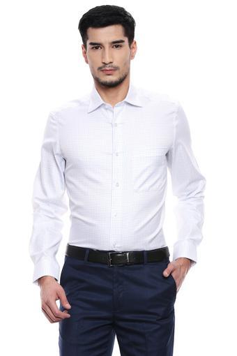 LOUIS PHILIPPE -  Light BlueShirts - Main