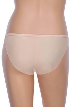 Womens Printed Lace Bikini Briefs