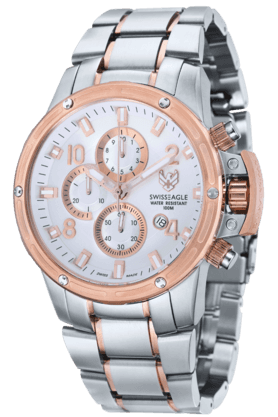 SWISS EAGLESwiss Eagle Mens Watch-9074-44