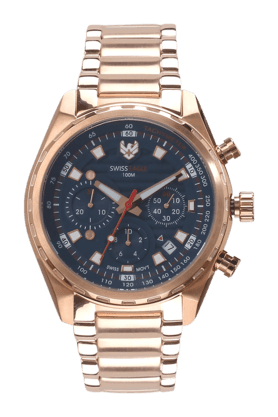 SWISS EAGLE Mens Chronograph Watch - 201008252