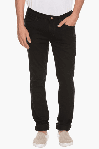 Mens Slim Fit 5 Pocket Stretch Jeans