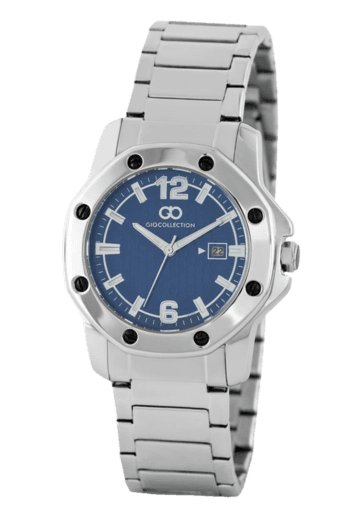 Blue Dial Mens Watch - G1004-11