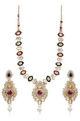 SIA Rasrawa Necklace Set - 16414