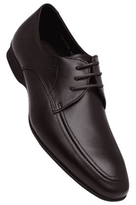 TRESMODE Mens Leather Lace Up Formal Shoe