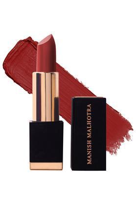 Manish Malhotra Hi-Shine Lipstick -Ruby Runway - 4 gm