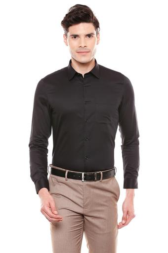 VETTORIO FRATINI -  Black Formal Shirts - Main