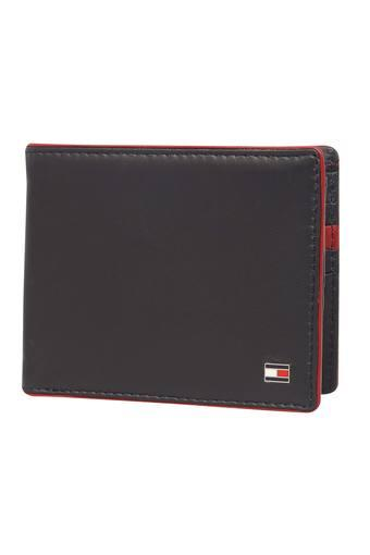TOMMY HILFIGER -  NavyWallets & Card Holders - Main