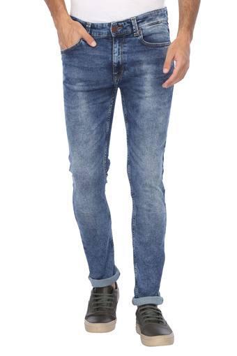 SPYKAR -  Mid BlueJeans - Main
