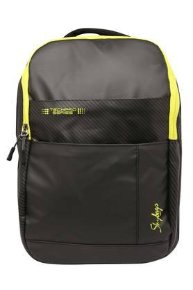 Unisex 2 Compartment Zip Closure Laptop Backpack