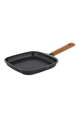 WONDERCHEF Caesar Grill Pan With Wooden Handle