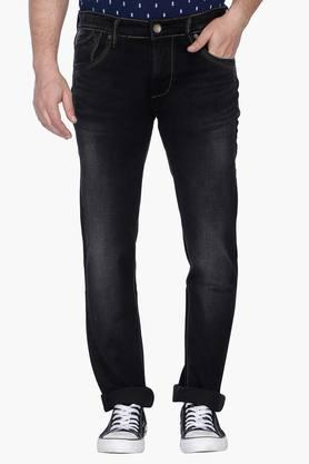Killer Ugs Jeans (Men's) - Mens Slim Fit Mild Wash Jeans