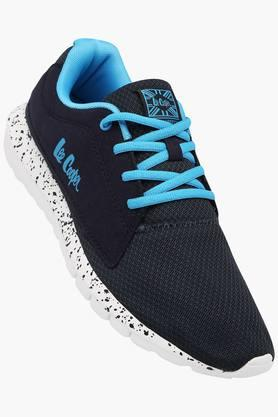 LEE COOPERMens Mesh Lace Up Sports Shoes - 202523290