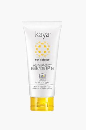 KAYA Youth Protect Sunscreen SPF 50- 50ml