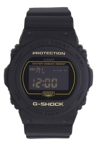 Mens G-Shock Black Dial Digital Watch - G965