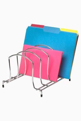 Steel Wire 5 Divider Desk Organizer