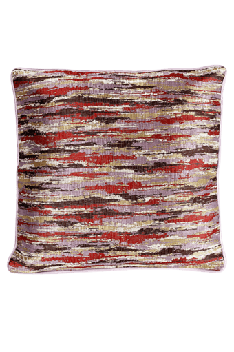 IVY -  AubergineCushion Covers - Main