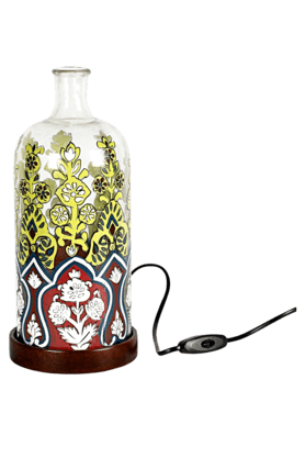 ADARAIndi Glass Self Lamp