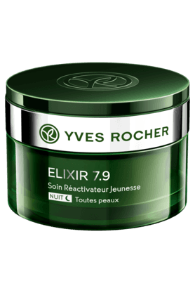 YVES ROCHERElixir 7.9 Soin Reactivateur Jeunesse Night Cream