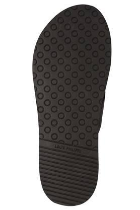 LOUIS PHILIPPE - Black Sandals & Floaters - 3