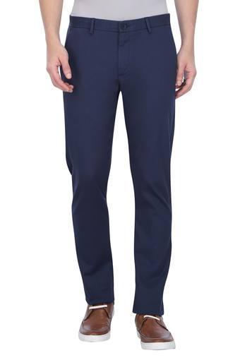 BLACKBERRYS -  BlueFormal Trousers - Main