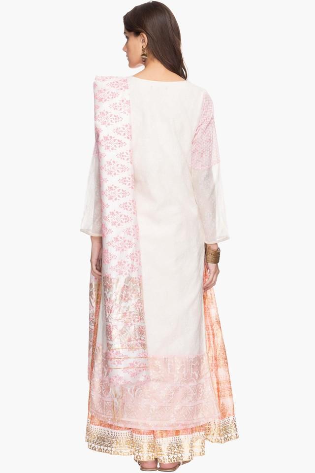 Ihram Kids For Sale Dubai: Buy RS BY ROCKY STAR Womens Palazzo Kurta Dupatta Suit