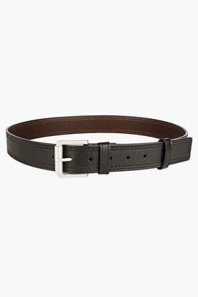 HIDESIGN Mens Adrian Leather Casual Belt
