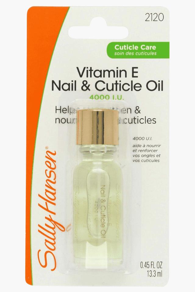 Cuticle Care Vitamin E Nail& Cuticle Oil 13.3 ml