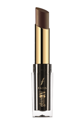 FACES Glam On Lipstick Colour Perfect (15% Off On Rs.1000, 20% Off On Rs.2500, 25% Off On Rs.4000. Applicable On Total Purchase Of Faces Products)