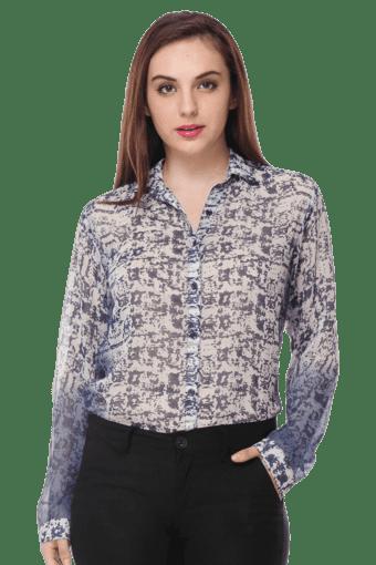 Womens Printed Shirt