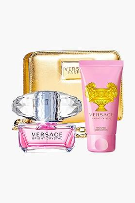 VERSACE Bright Crystal Gift Set For Women
