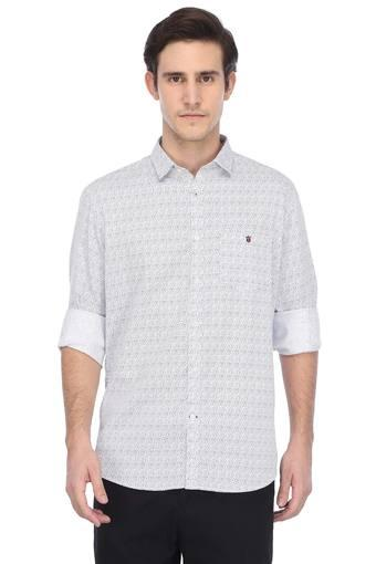 LOUIS PHILIPPE SPORTS -  White Casual Shirts - Main