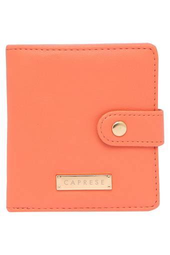 CAPRESE -  OrangeWallets & Clutches - Main