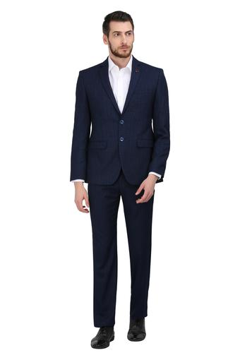 PARK AVENUE -  Dark Blue Suits & Blazers & Ties - Main