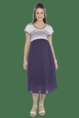 NINE MATERNITYWomen Blended Dress