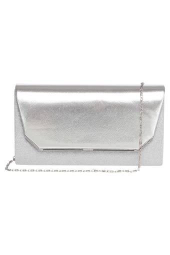 HAUTE CURRY -  SilverWallets & Clutches - Main