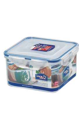 LOCK & LOCKClassics Square Food Container - 1.2 Litres