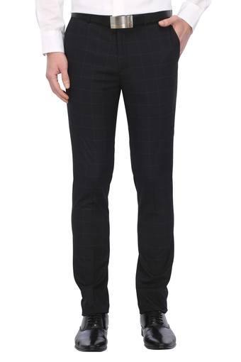ARROW NYC -  BlackCargos & Trousers - Main