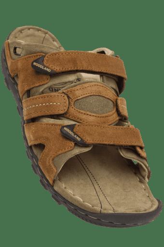 62d4e3d74900e Buy WOODLAND Mens Suede Material Slipon Casual Sandal   Shoppers Stop