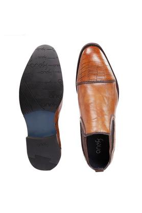Mens Slip On Casual Boots