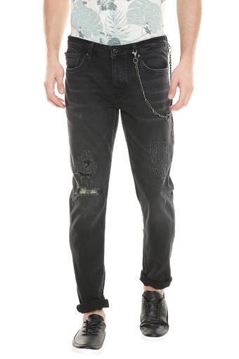 JACK AND JONES -  BlackJeans - Main