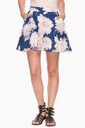 LIFEWomens Printed Mini Skirt - 202234255_9319