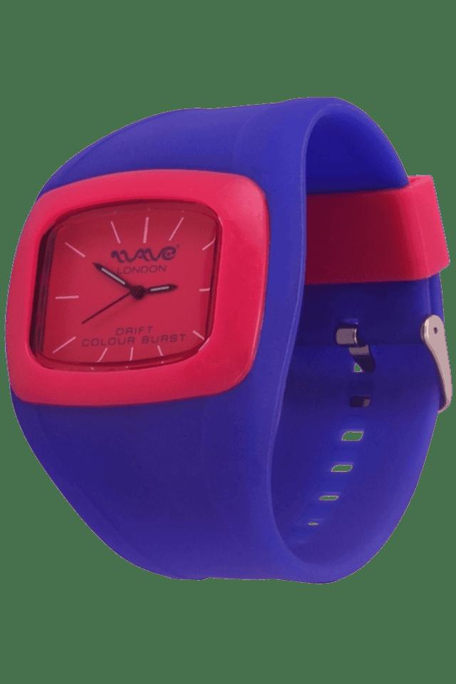 Drift Colour Burst Blue & Pink Unisex Watch