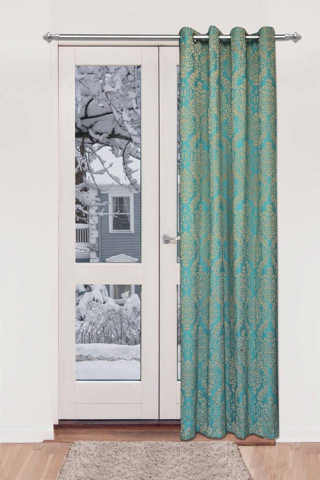 HOME - TurquoiseDoor Curtains - Main